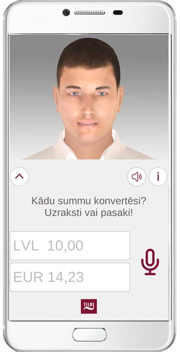 Ēriks ir EUR/LVL valūtas konvertētāja prototips ar pirmo iebūvēto latviešu valodas balss atpazinēju.