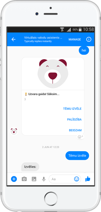 Teo ir pirmais latviešu valodā pieejamais virtuālais valodu asistents - palīgs svešvalodu apguvei.