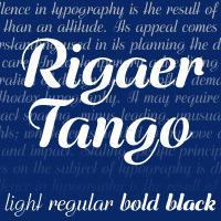 Tildes Autorfonti: Rigaer Tango