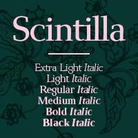 Tildes Autorfonti: Scintilla